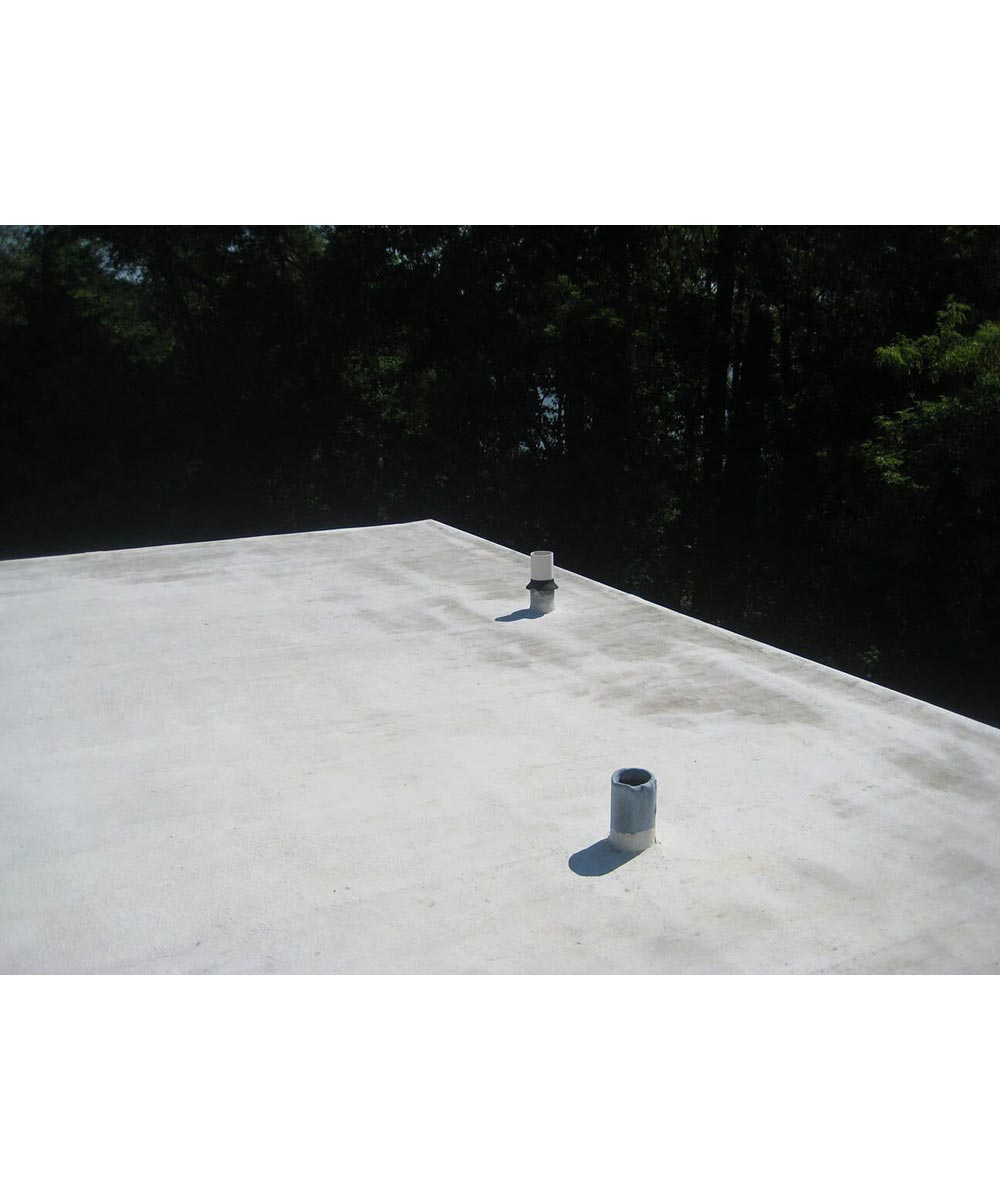 GacoRoof 5 Gallon White 100% Silicone Roof Coating