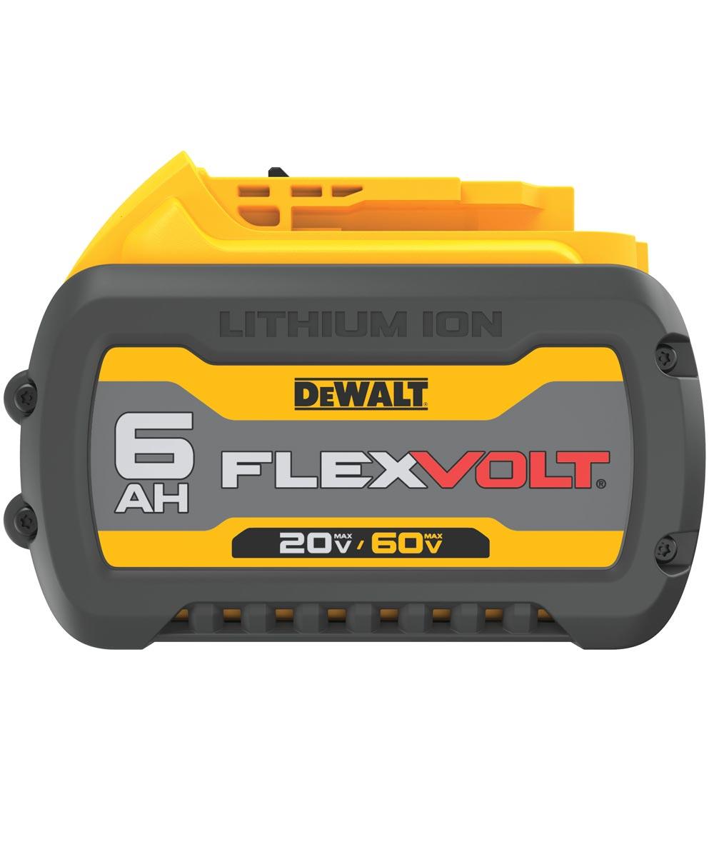DEWALT 20V/60V MAX* FLEXVOLT 6.0Ah Battery