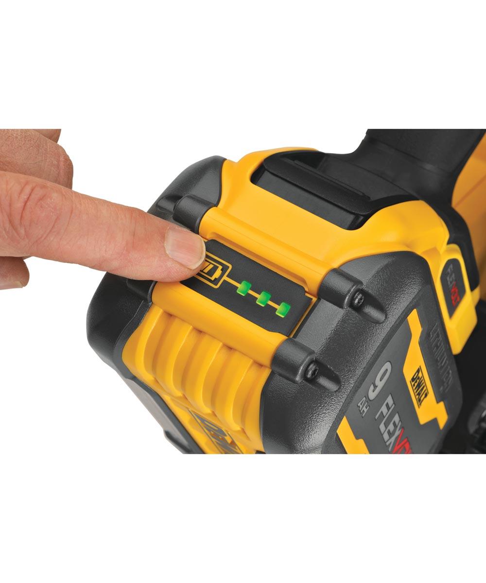 DEWALT 20V/60V MAX* FLEXVOLT 9.0Ah Battery