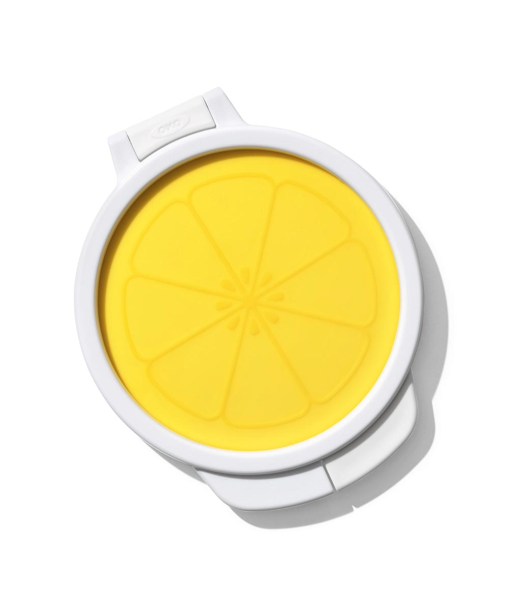 OXO Good Grips Cut and Keep Silicone Lemon Saver