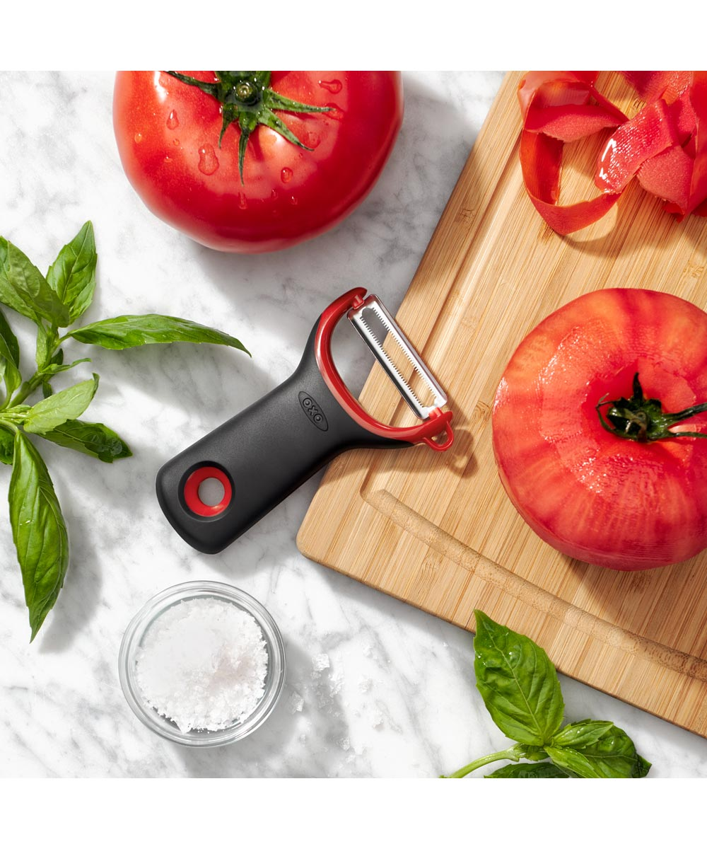 OXO Good Grips Serrated Prep Peeler