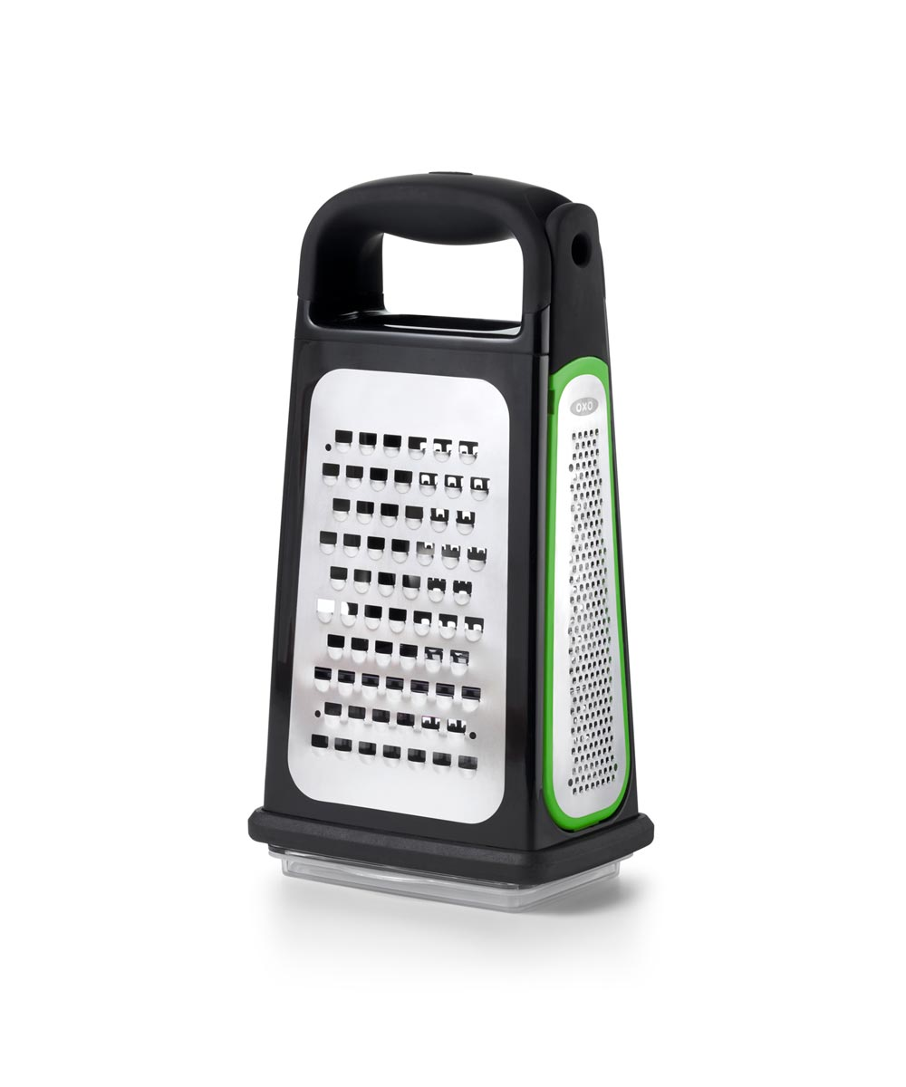 OXO Good Grips Box Grater with Removable Zester