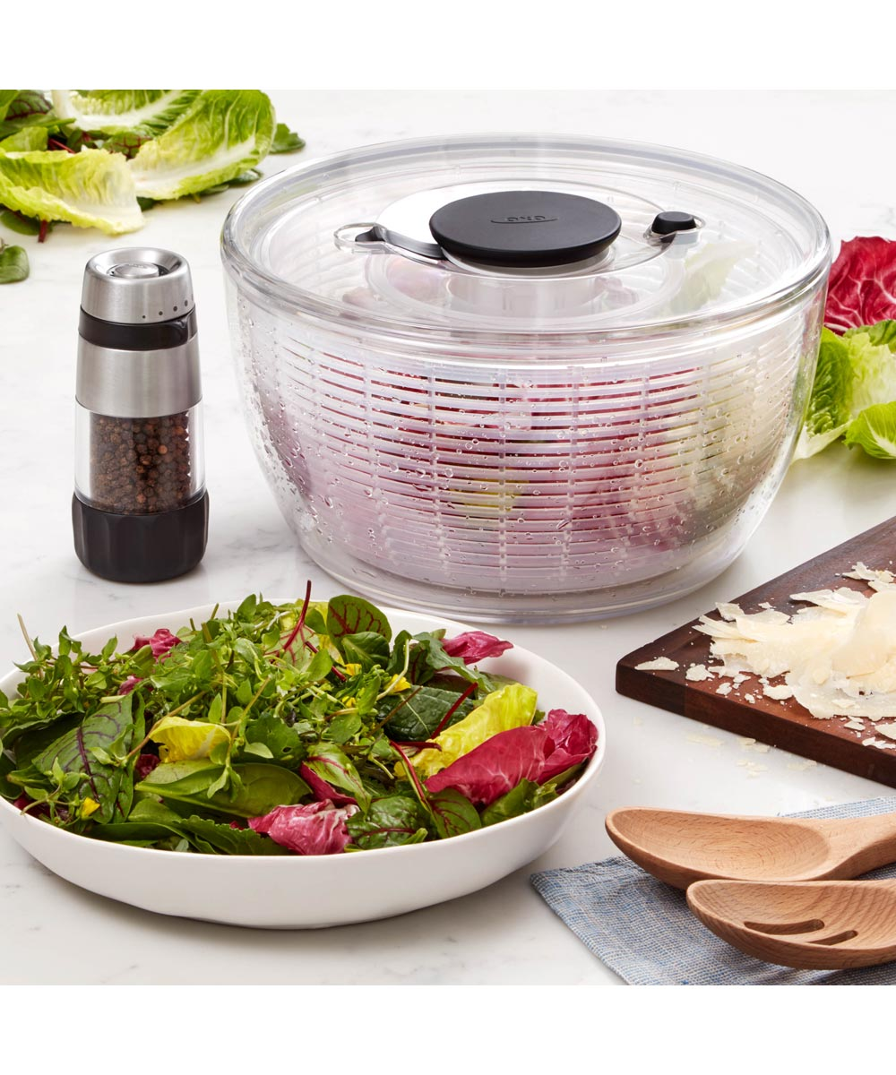 OXO Good Grips Accent Mess-Free Pepper Grinder
