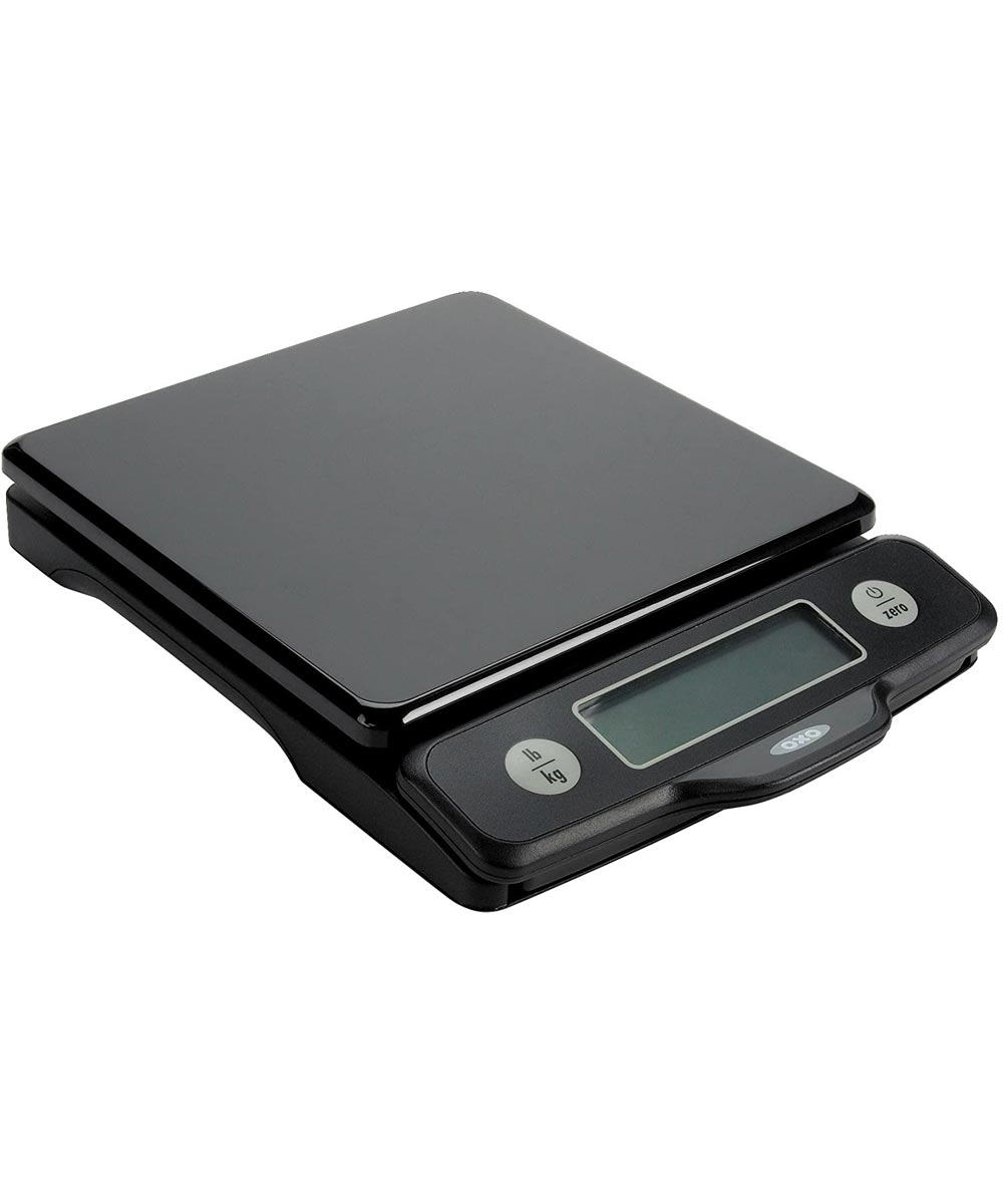 OXO Good Grips 5 lb. Food Scale with Pull-Out Display, Black