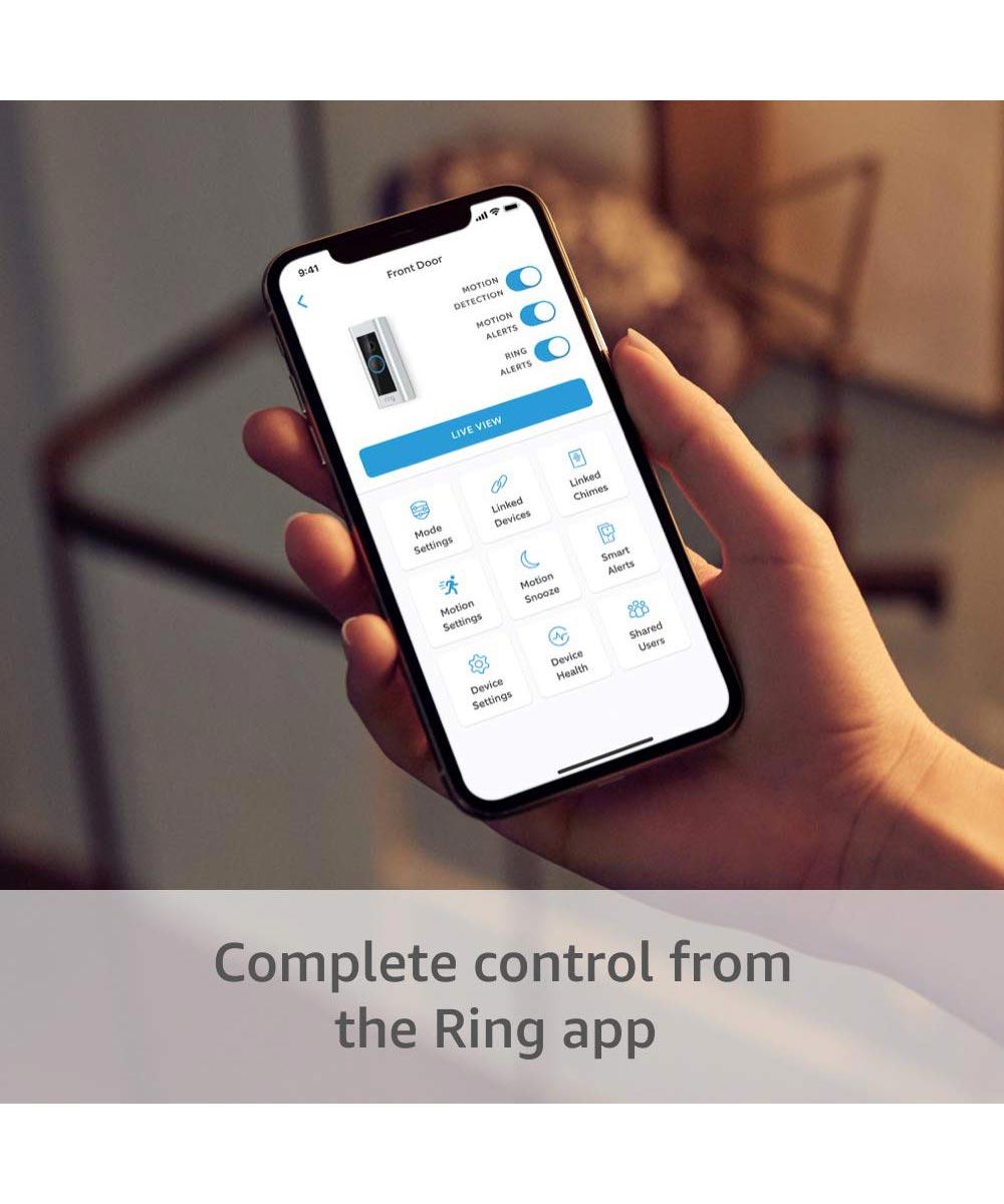 Ring Video Doorbell Pro Security Camera