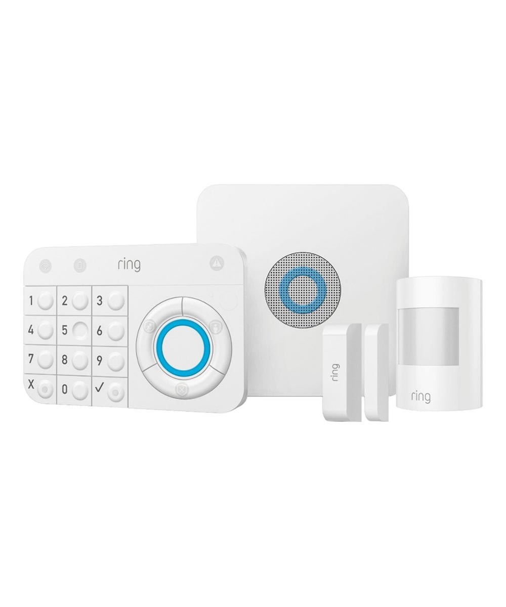 Ring Alarm Home Security 5 Piece Starter Kit 1st Gen City Mill