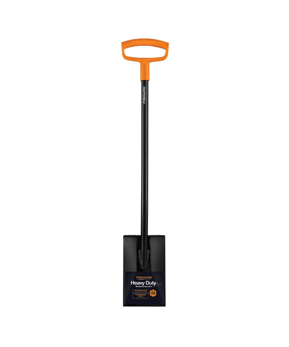 Fiskars 47 in. D-Handle Garden Spade Shovel