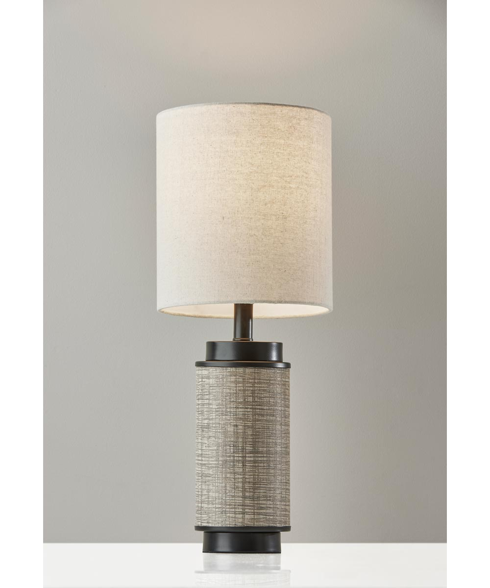 Adesso Marsha 22 in. Table Lamp