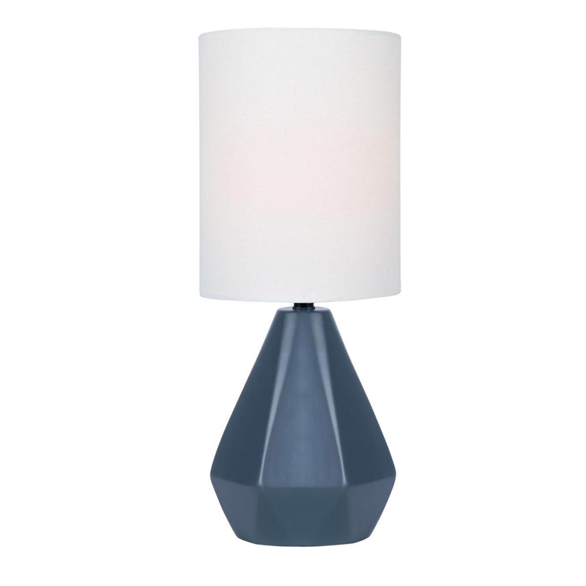Mason Table Lamp, Black