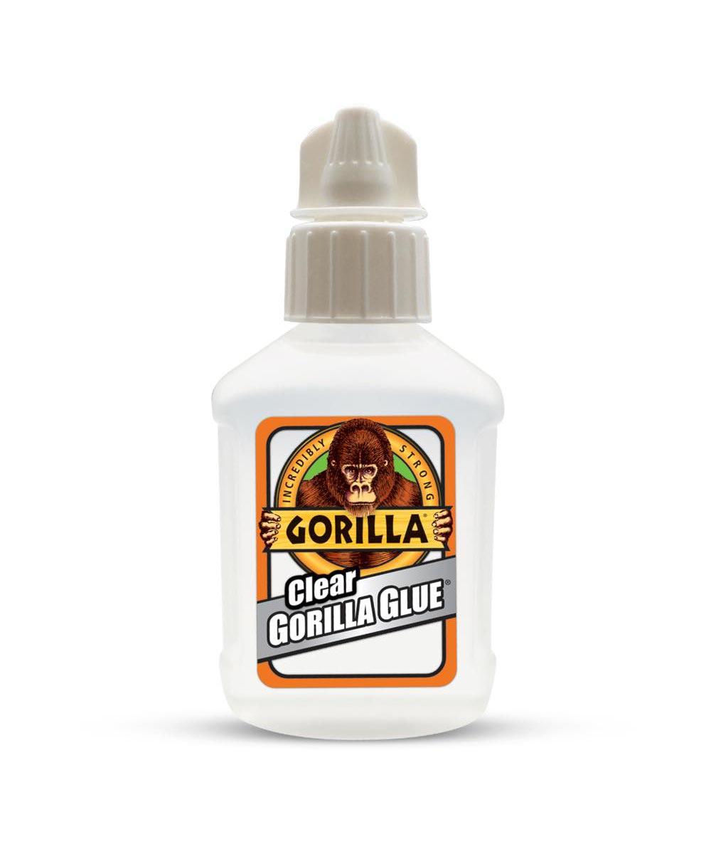 Gorilla Clear Glue, 1.75 oz.