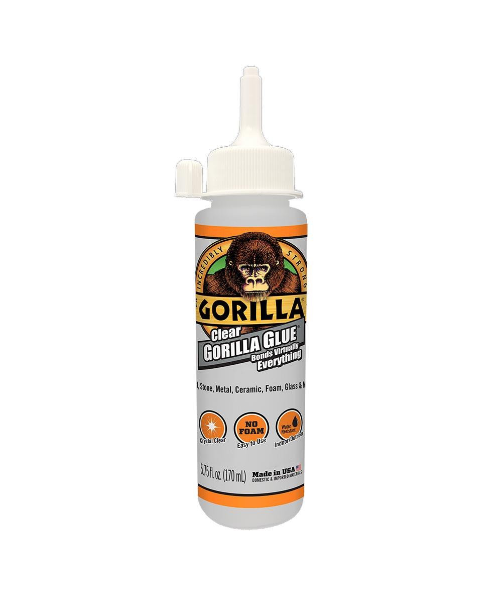 Gorilla Clear Glue, 5.75 oz.