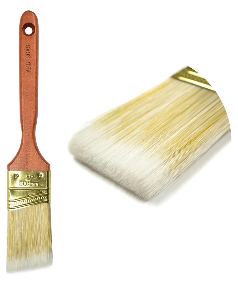 RollerLite  4-Piece All Purpose 9 in. Standard Paint Roller Kit (3/8 Roller Cover / Roller Frame / 2 in. Angle Sash Brush / Plastic Tray)