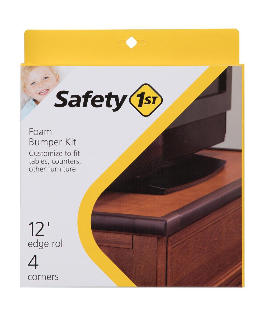 Safety 1st Espresso Foam Bumper Kit