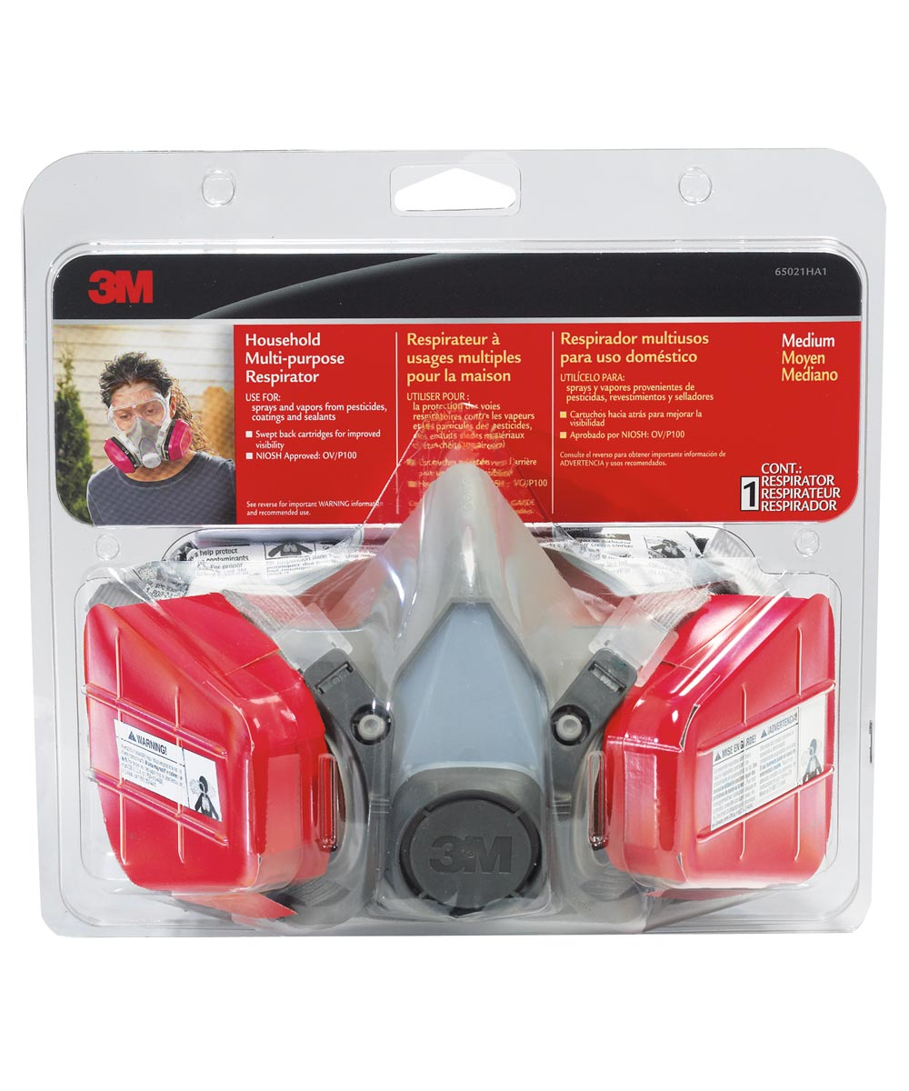 Household Multi Purpose OV/P100 Respirator Mask