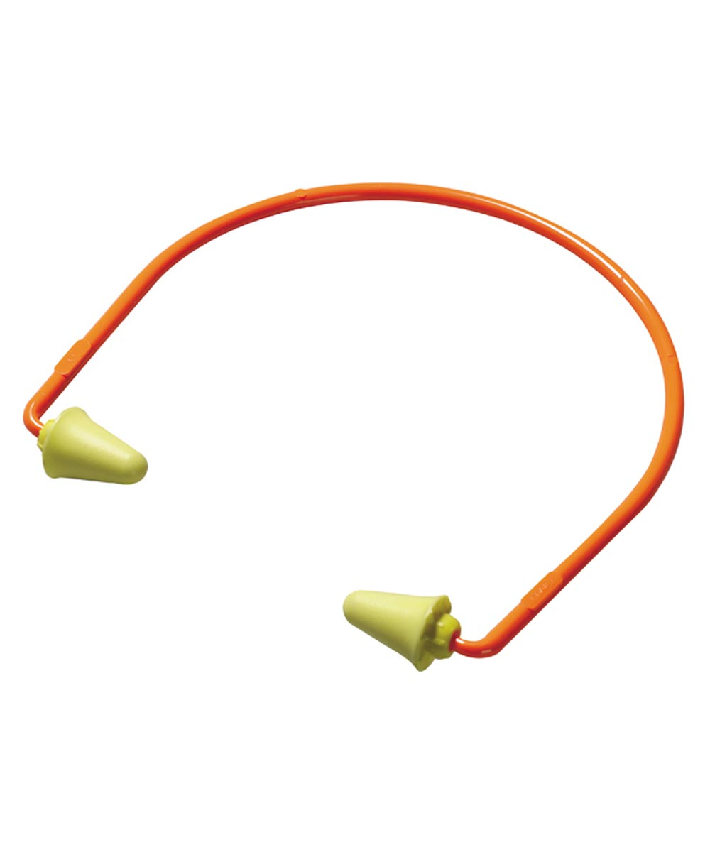 Band Style Hearing Protector Ear Plugs