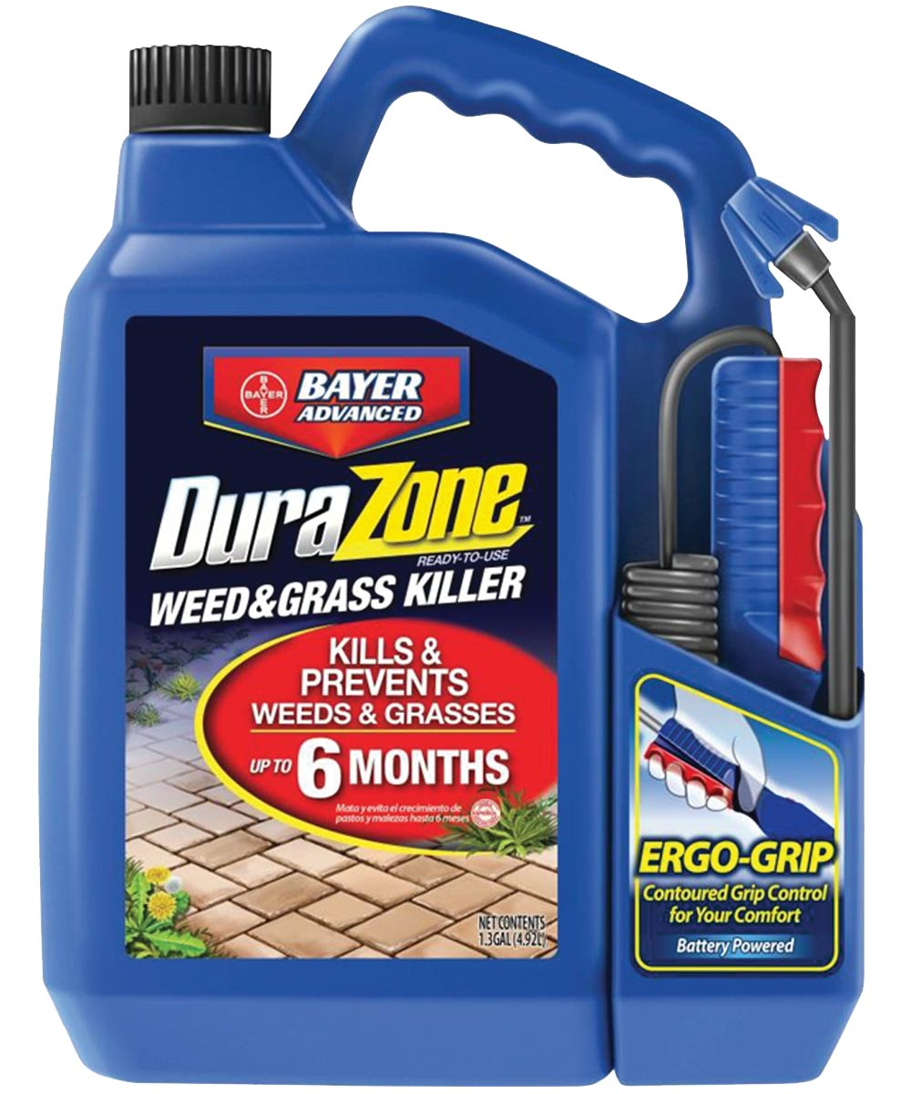 DuraZone Weed & Grass Killer, 1.3 Gallon with Sprayer