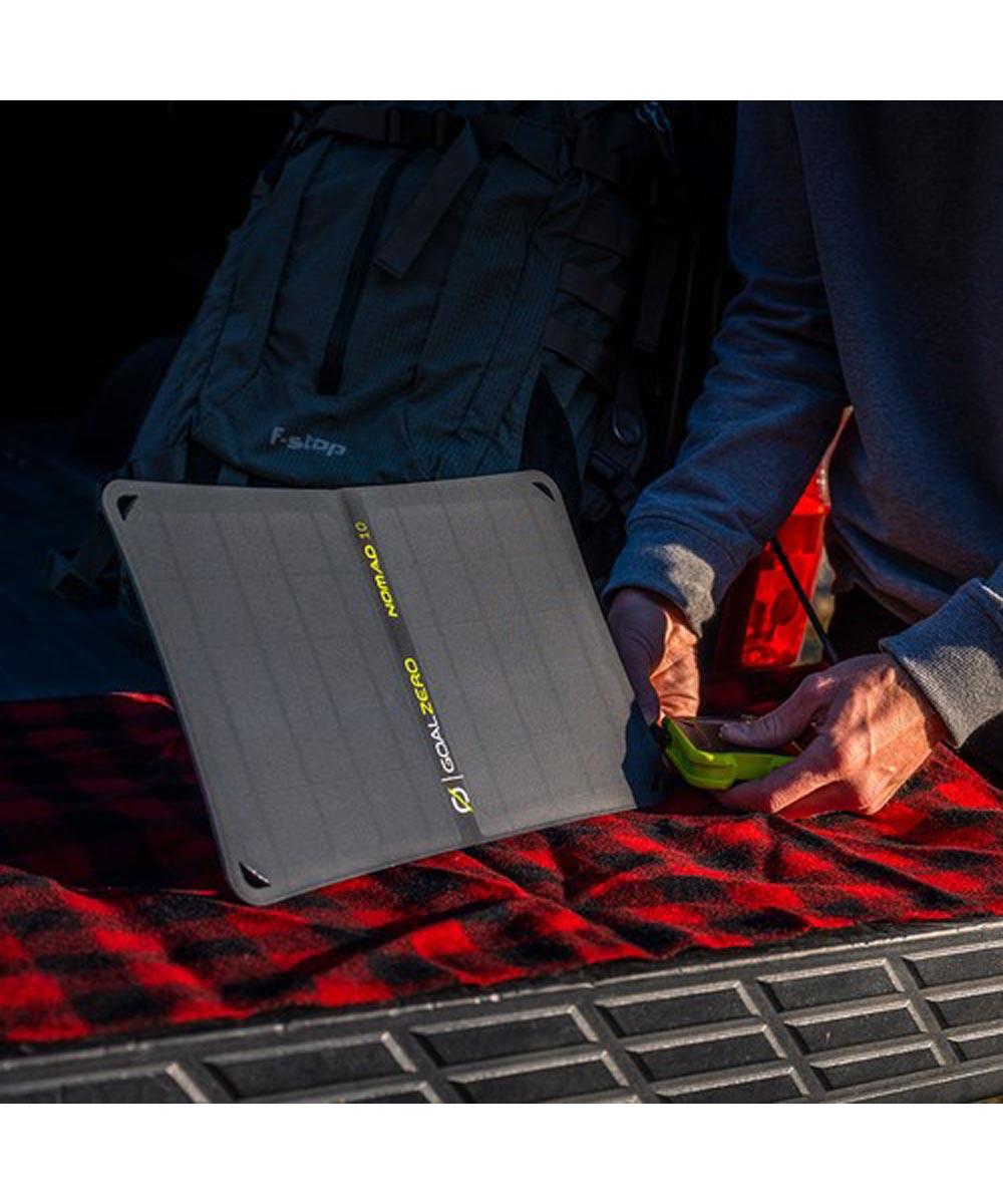 Goal Zero Nomad 10 Watt Portable Solar Panel