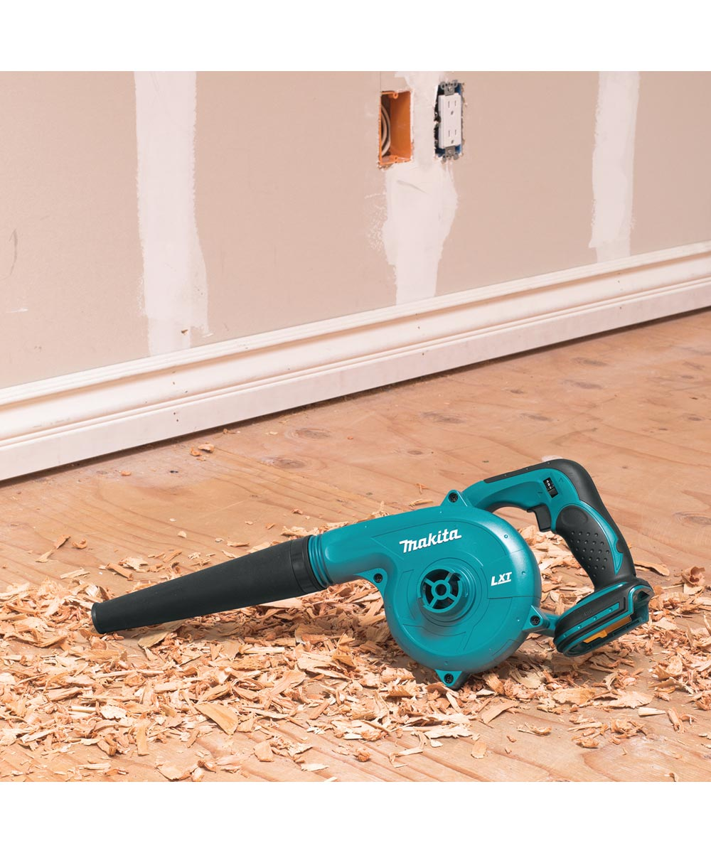 Makita 18V LXT 91 CFM Cordless Blower, Tool Only (No Battery or Charger)