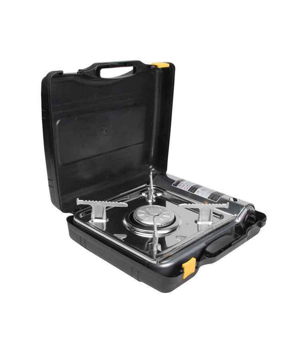 Sterno 7,000 BTU Professional Butane Stove with Travel Carry Case