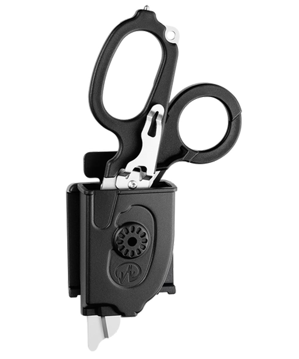 Leatherman Raptor Shears with Holster, Black