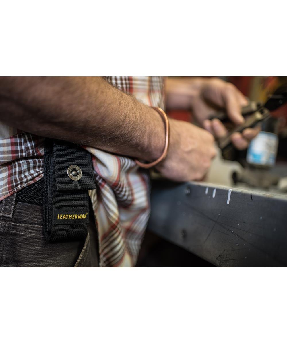 Leatherman Medium Nylon Sheath with Snap Closure for 4 in. Multi Tools