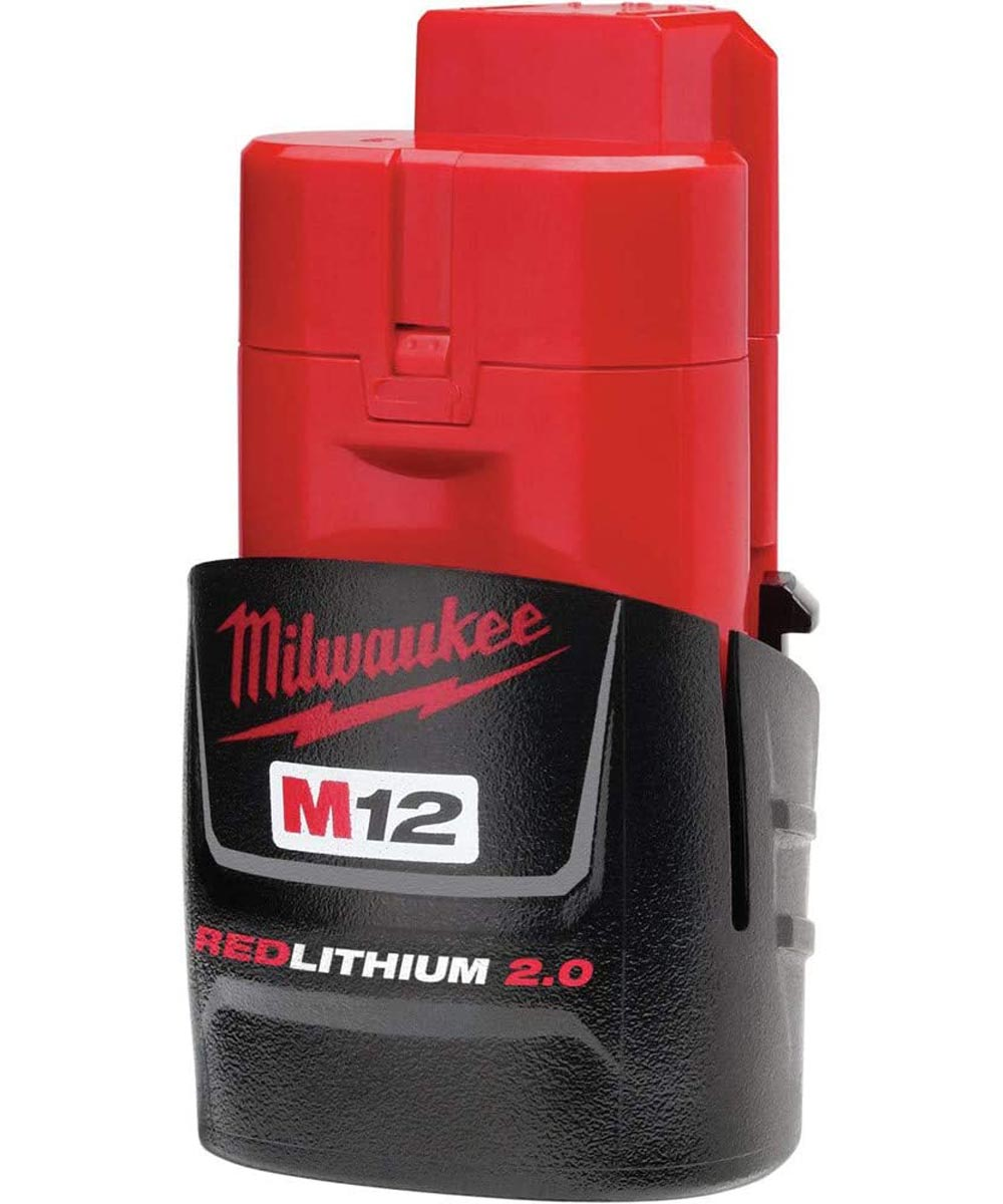 Milwaukee M12 FUEL Brushless Cordless Combo Kit with 1/2 in. Hammer Drill & 1/4 in. Hex Impact Driver