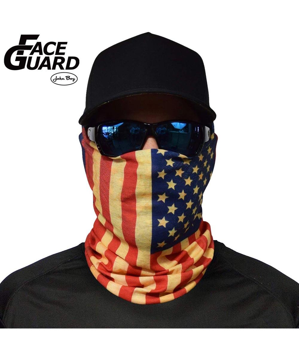 Face Guard Reusable Fabric Face Mask, USA