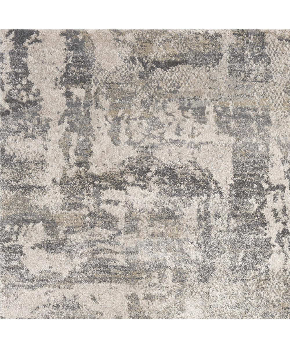 KAS 4 ft. 5 in. x 6 ft. 5 in. Hue Natural Tulum Area Rug