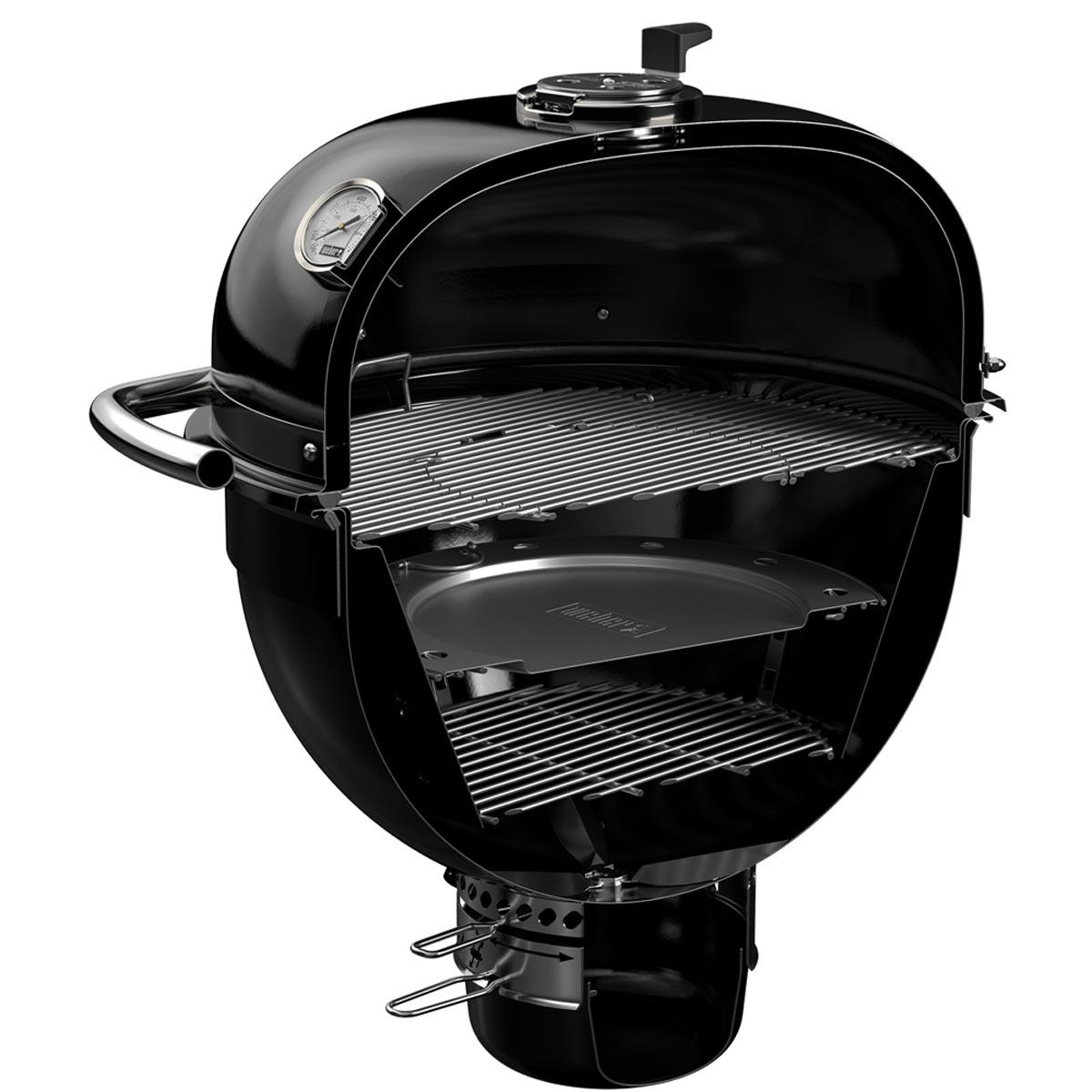 Weber Summit Kamado E6 Charcoal Grill
