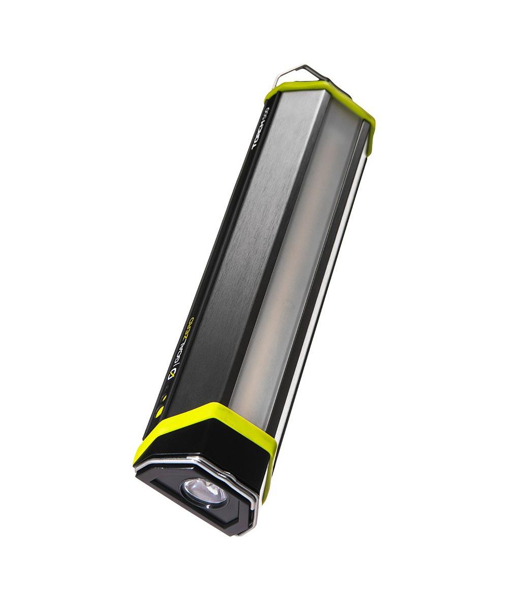 Goal Zero Torch 500 Lumen Waterproof LED Spotlight / Floodlight with Solar & USB Recharging