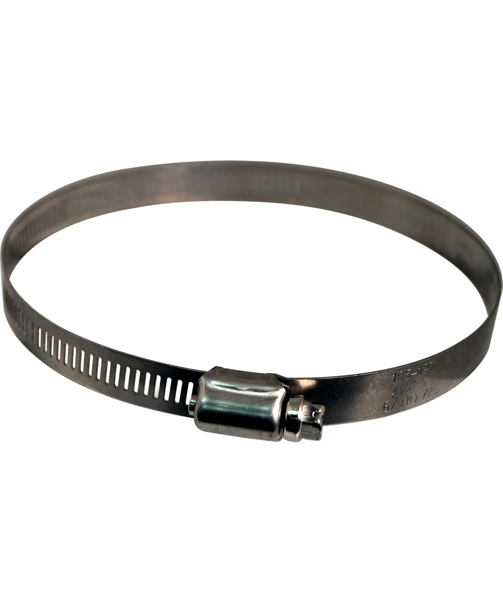 2-9/16 - 3-1/2 in. Stainless Steel Hose Clamp