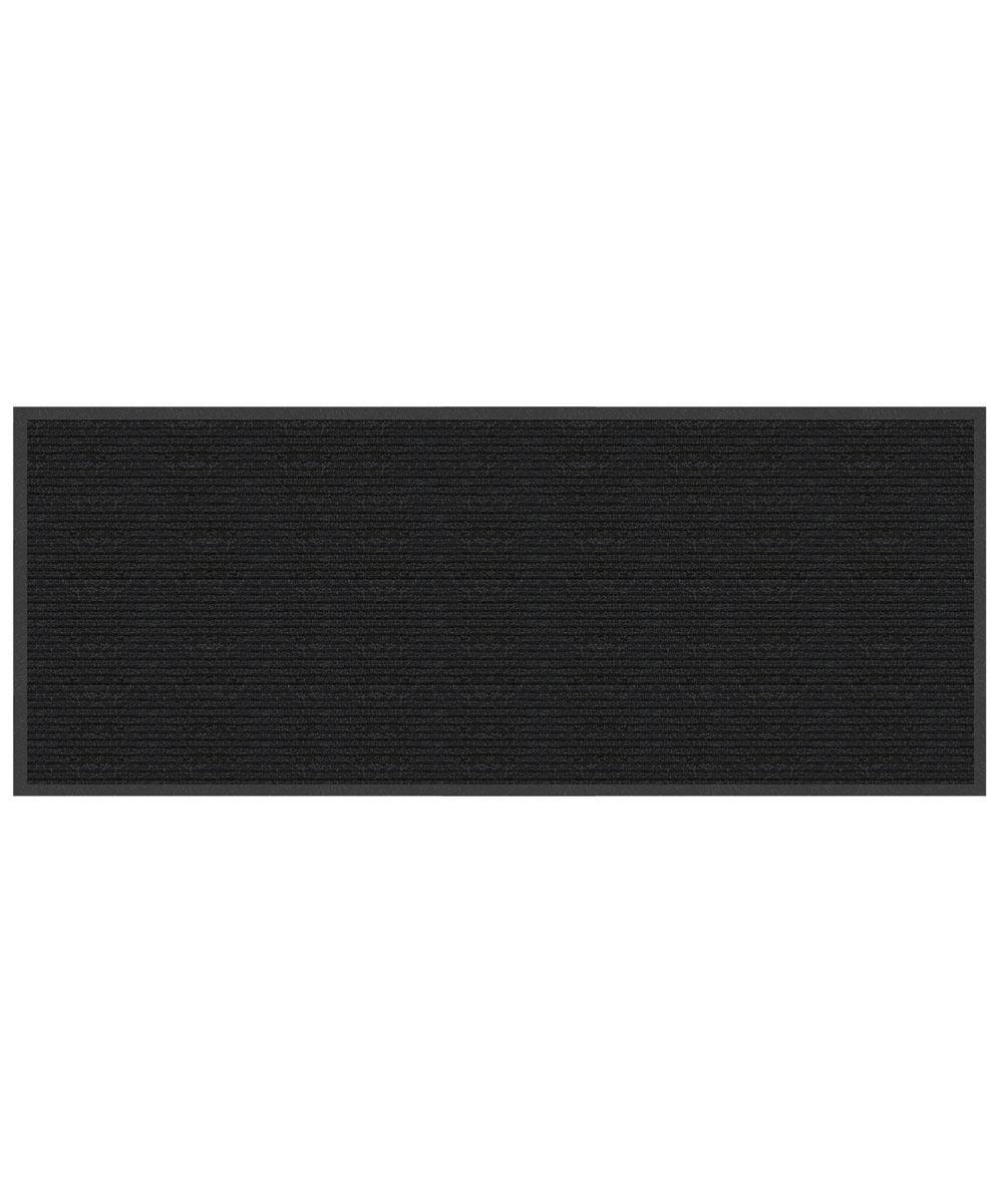 Multy 2 ft. x 5 ft. Charcoal Platinum Mat