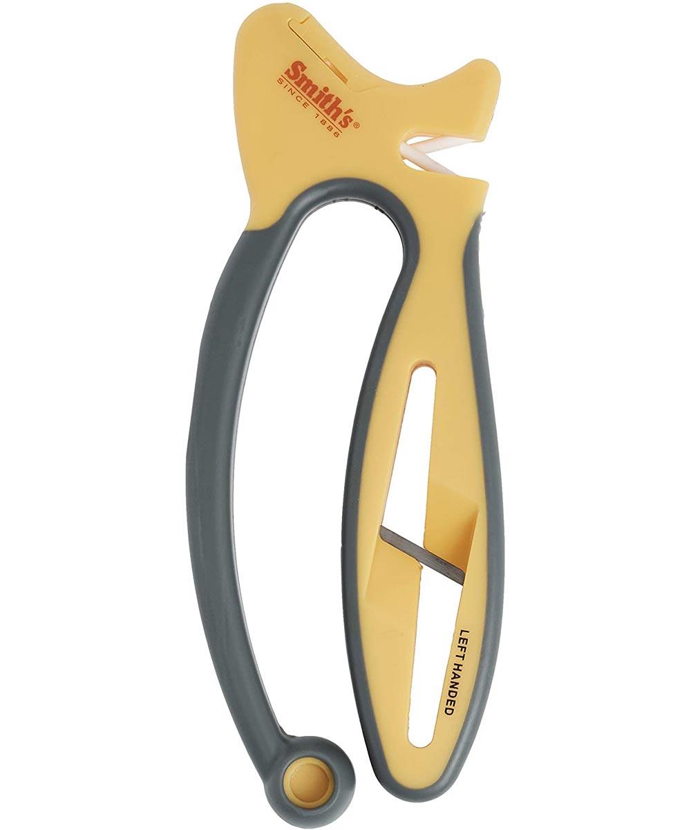 Smith's Jiffy-Pro Handheld Knife & Scissors Sharpener