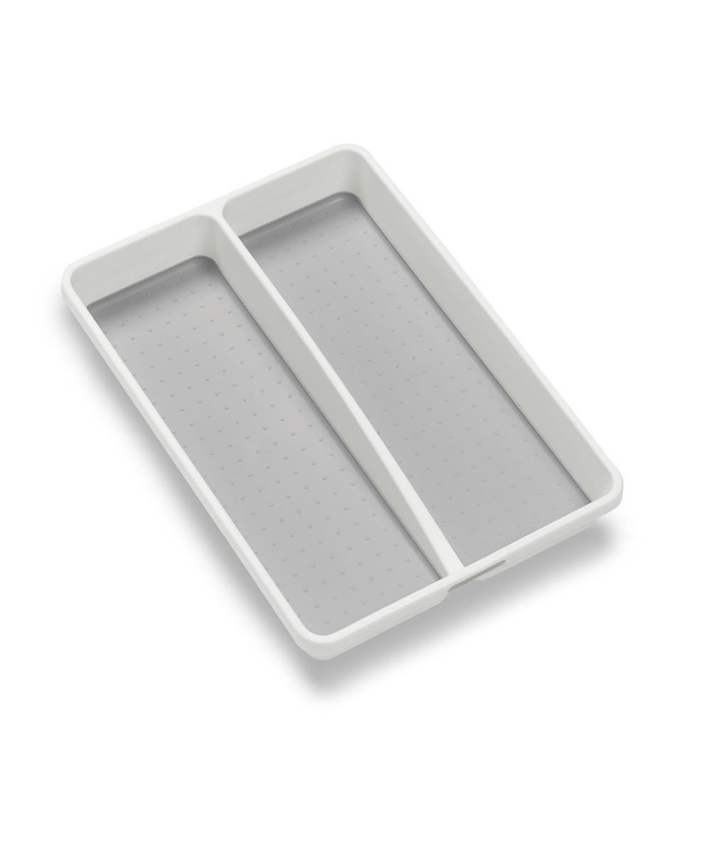 Classic Collection Mini Utensil Tray, White