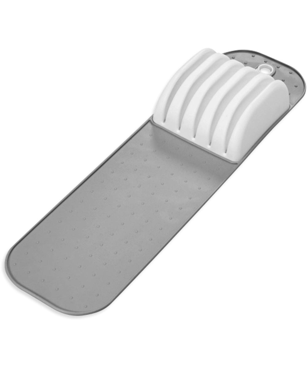 Classic Collection Small In-Drawer Knife Mat, White