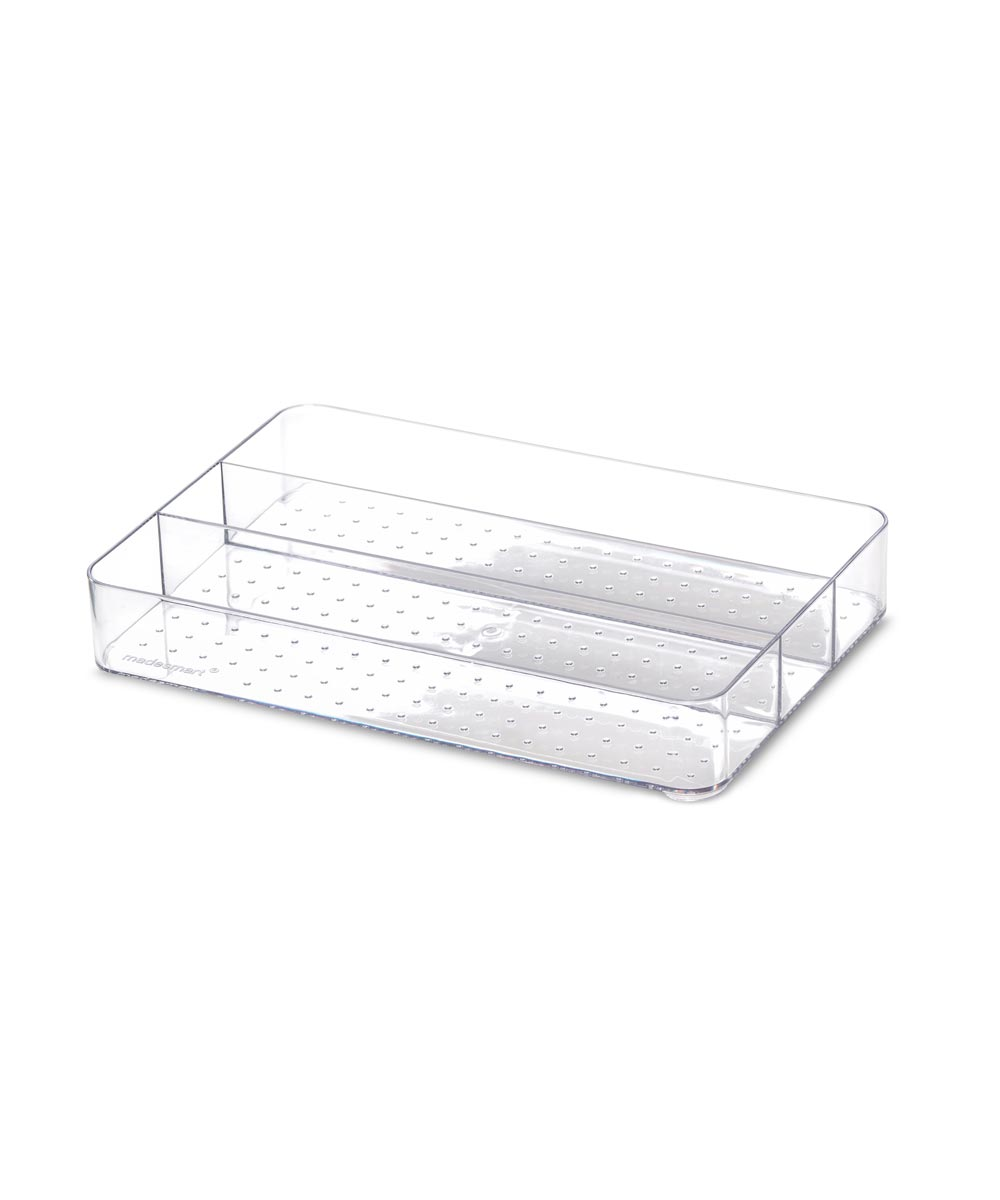Stack Collection Stacking Tray, Frost