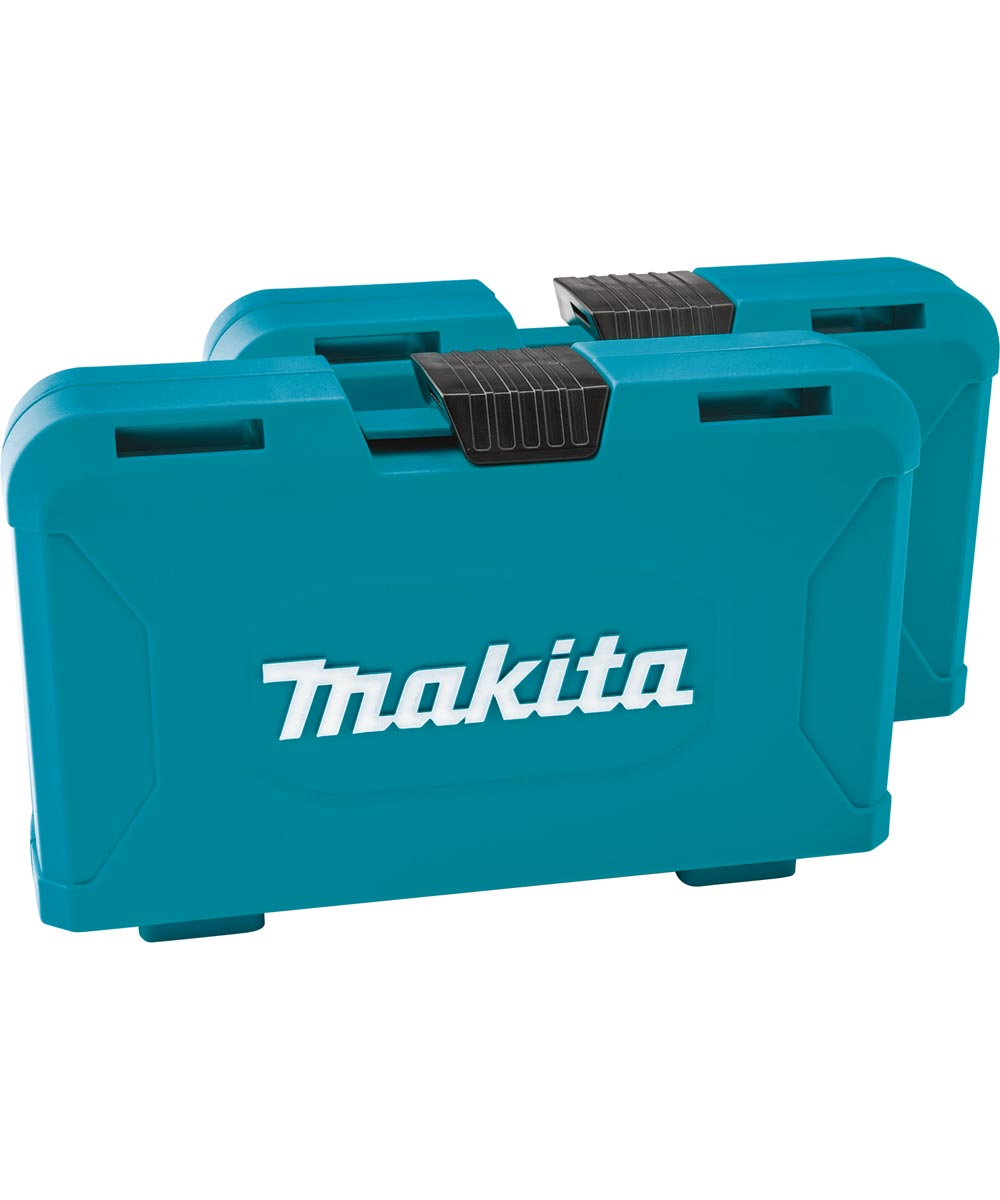 Makita ImpactX 100-Piece Driver Bit Set