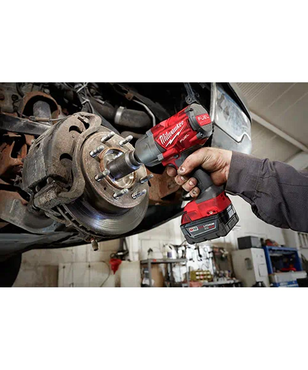 Milwaukee M18 FUEL 1/2 in. High Torque Impact Wrench with Friction Ring, Tool Only (No Battery or Charger)