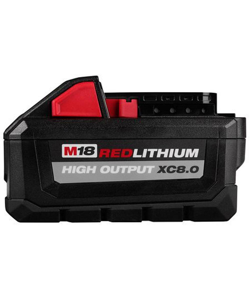 Milwaukee M18 REDLITHIUM HIGH OUTPUT Lithium-Ion XC 8.0Ah Battery