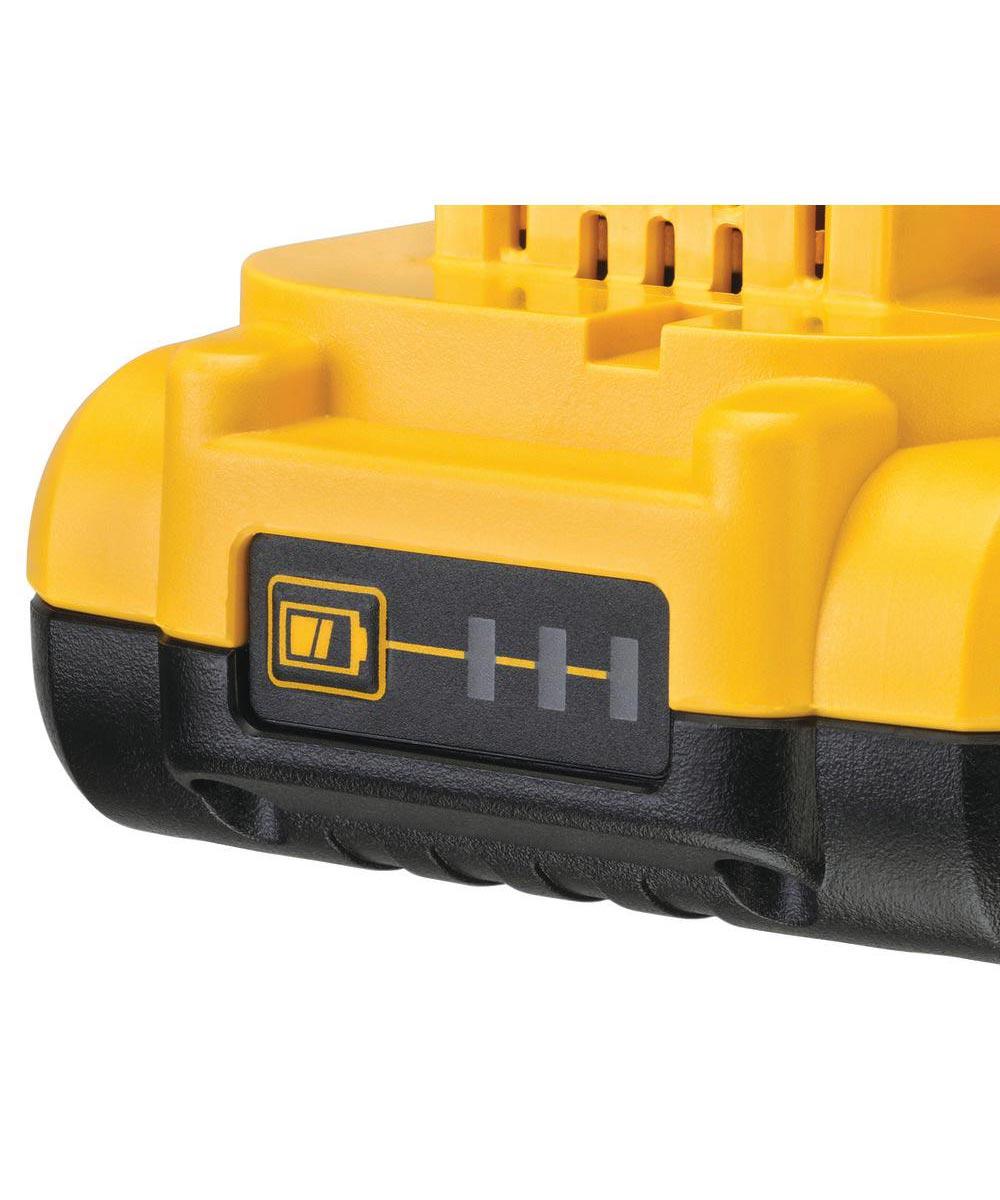 DEWALT 20V MAX* 4.0Ah Battery & Charger Compact Starter Kit