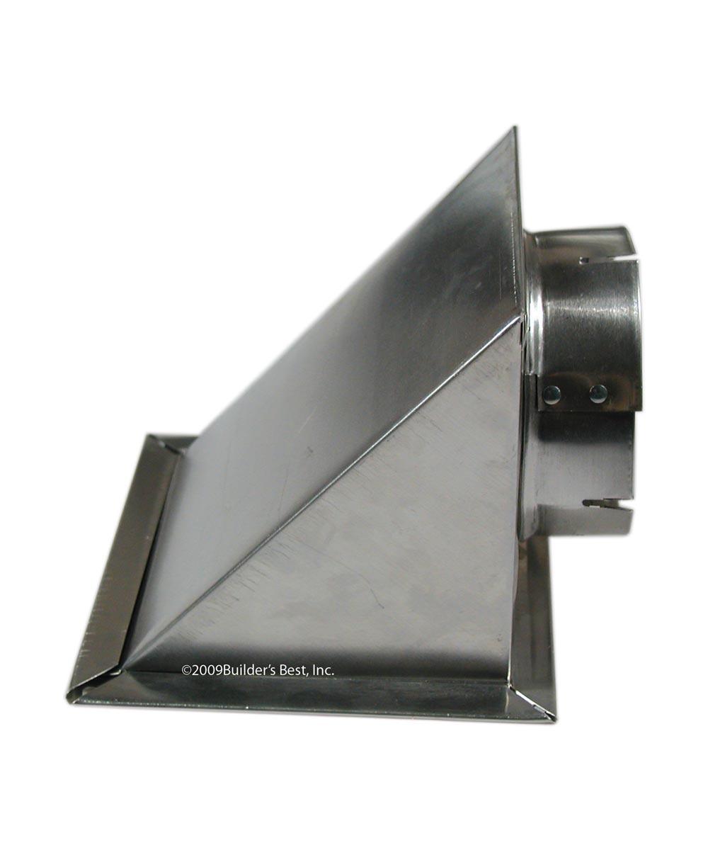 Aluminum Dryer Eave Vent