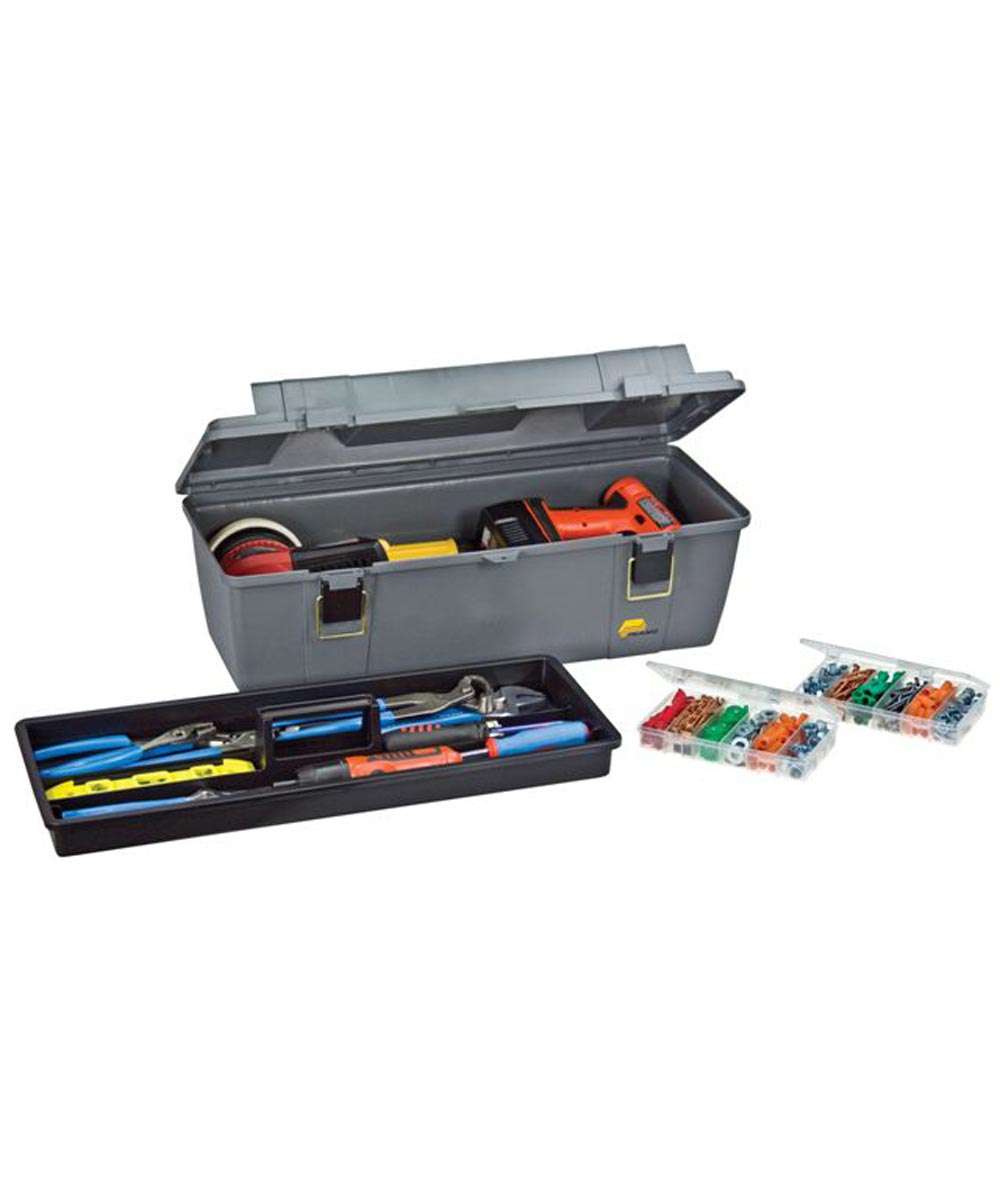 Grab-N-Go 26-Inch Tool Box with Tray