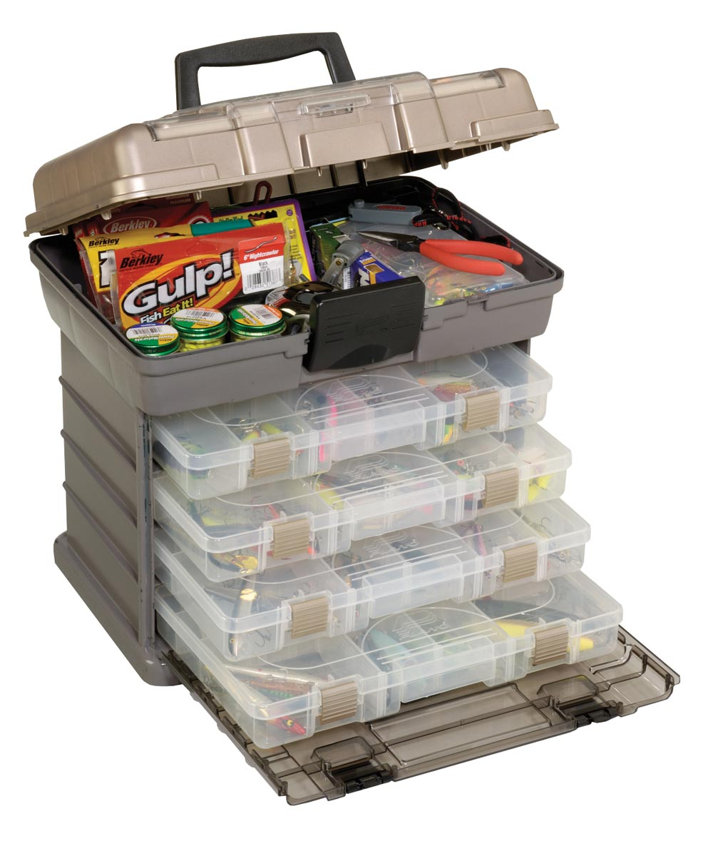 Guide Series Stowaway Storage Box Rack System