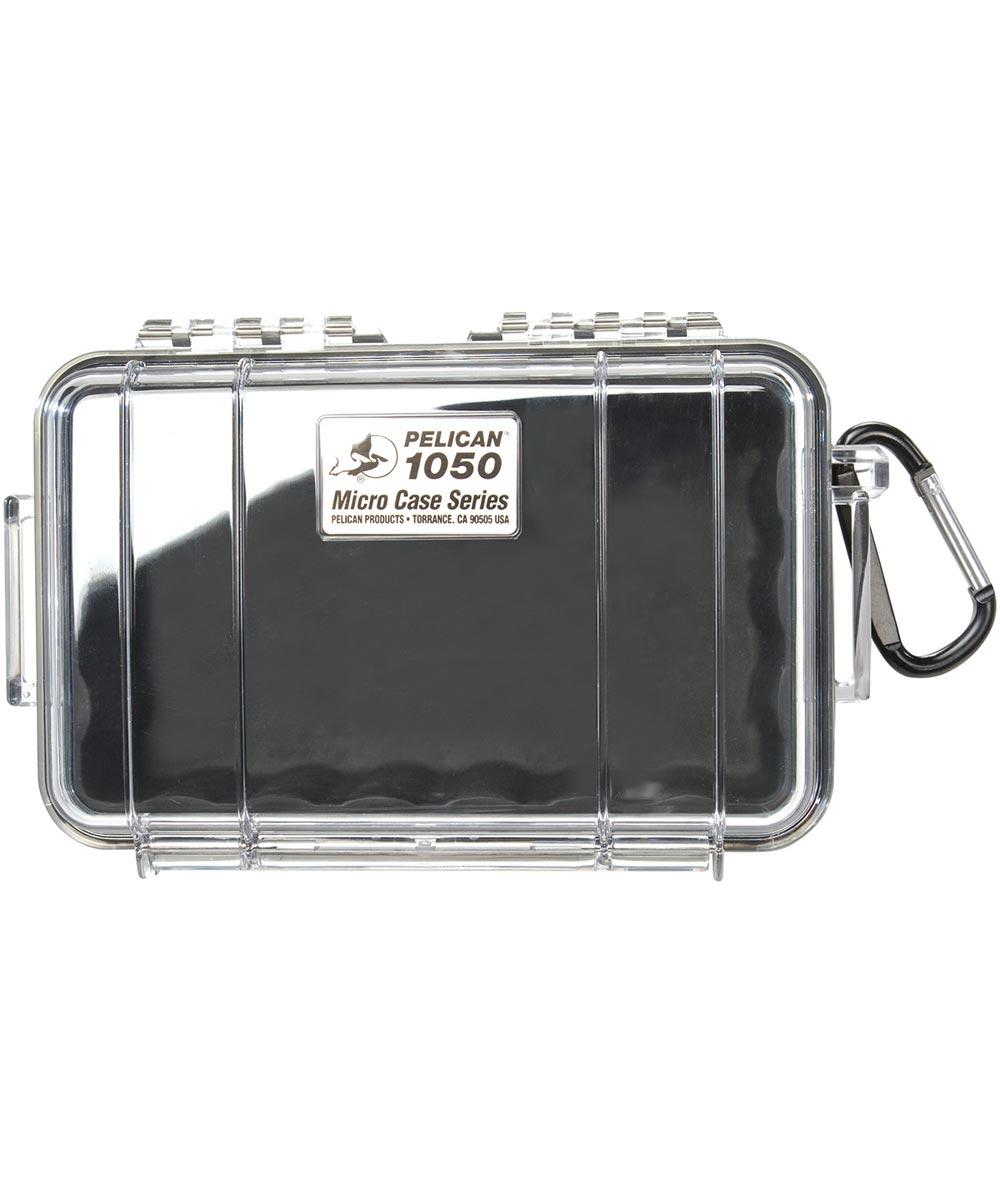 Pelican 1050 Watertight Micro Case, Black