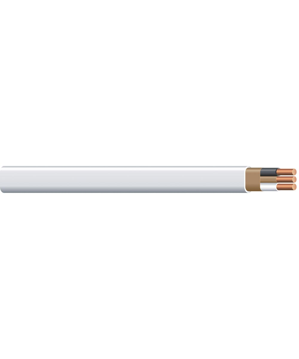 142 AWG Romex SIMpull 50 ft. Nonmetallic-Sheathed Cable