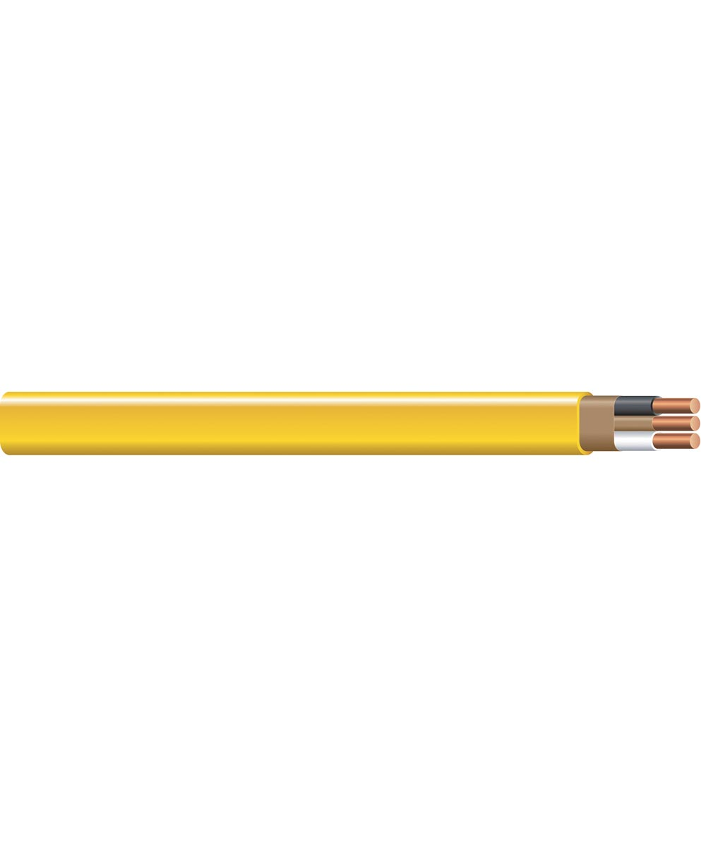 12-2 AWG Romex SIMpull 100 ft. Nonmetallic-Sheathed Cable
