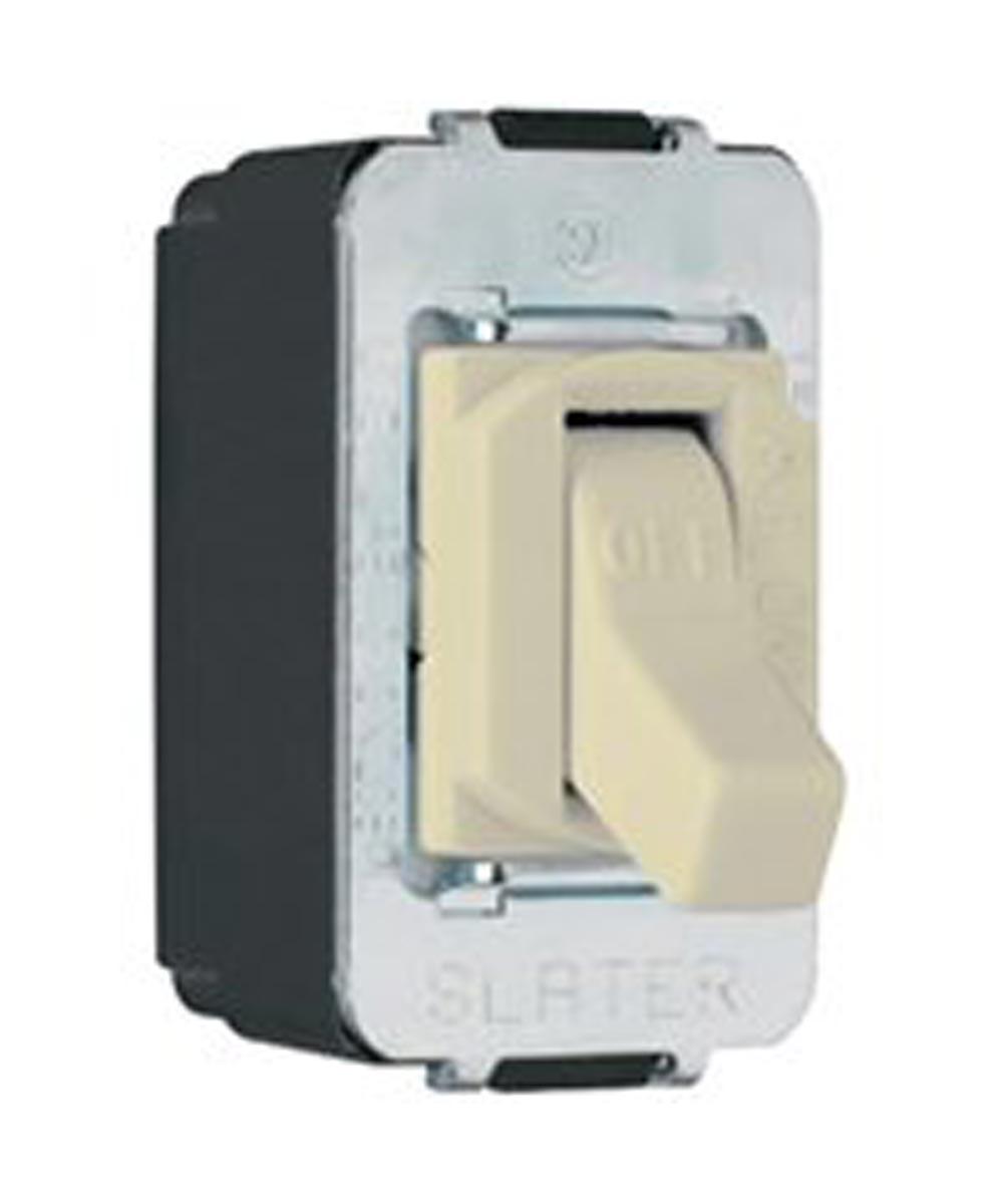 Legrand Despard ADC1I Toggle Switch, 15 A, 1 P, Ivory