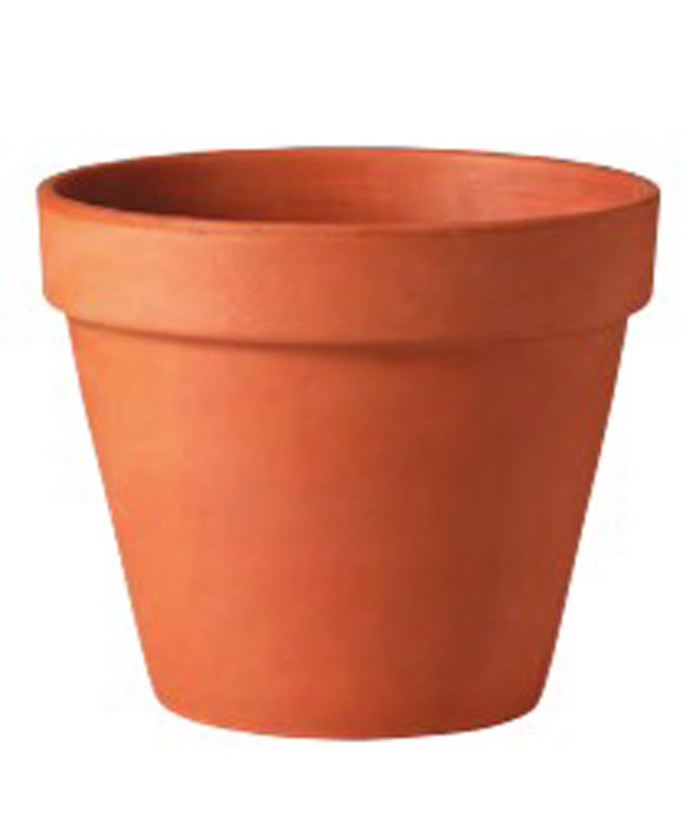 Pot Clay Stndrd 4 in.