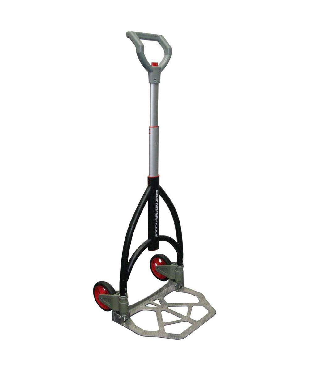 Olympia Tools 155-Pound Capacity Pack-N-Roll Express Telescoping Hand Truck