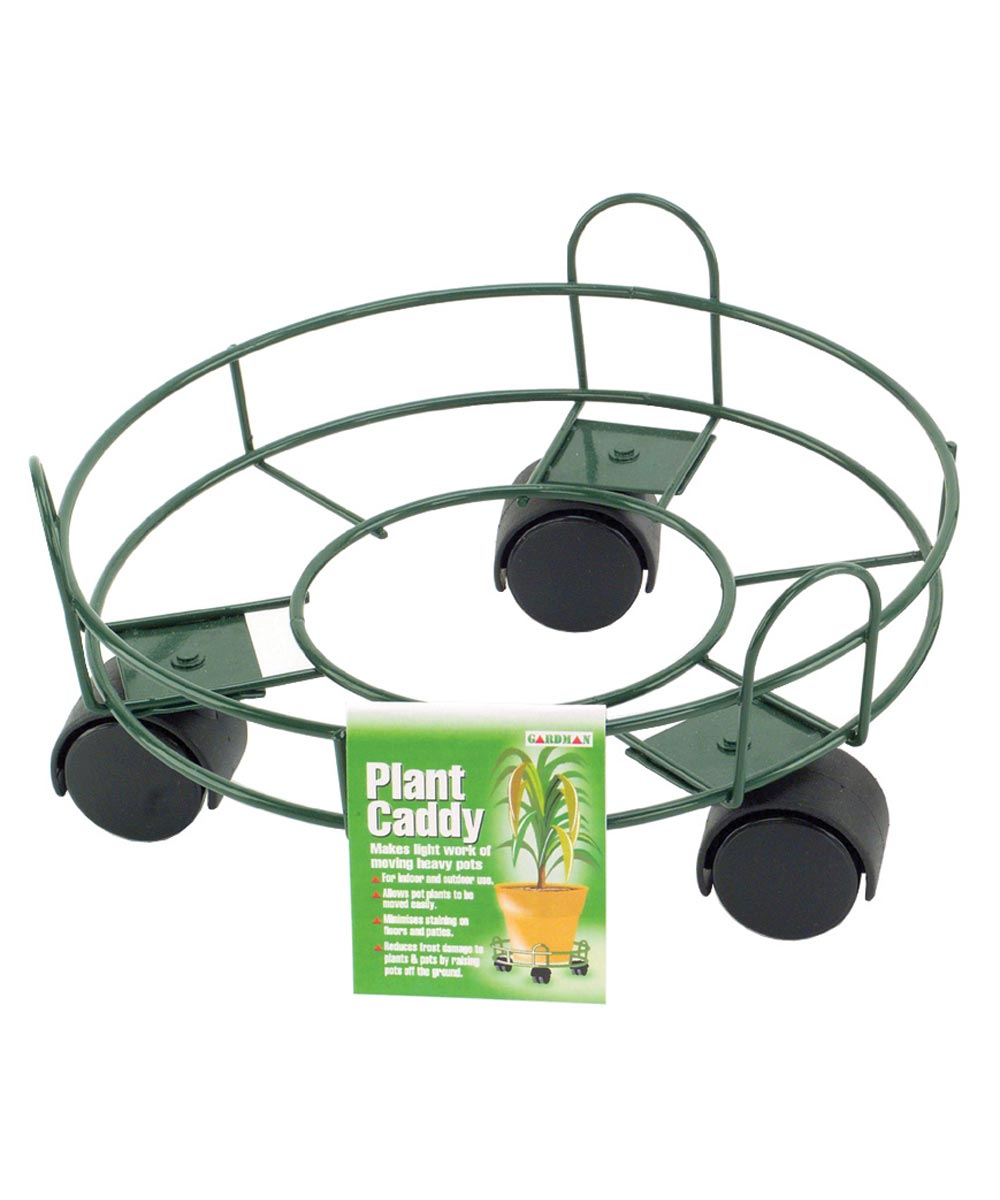10 in. Plant Caddy